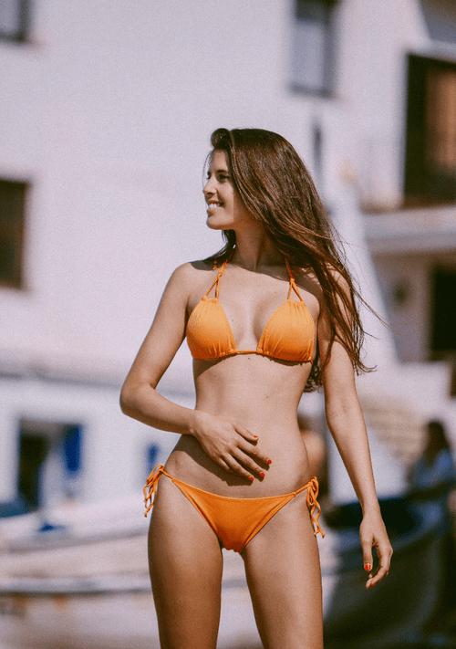 Bikini Girasol Naranja - 49,00€