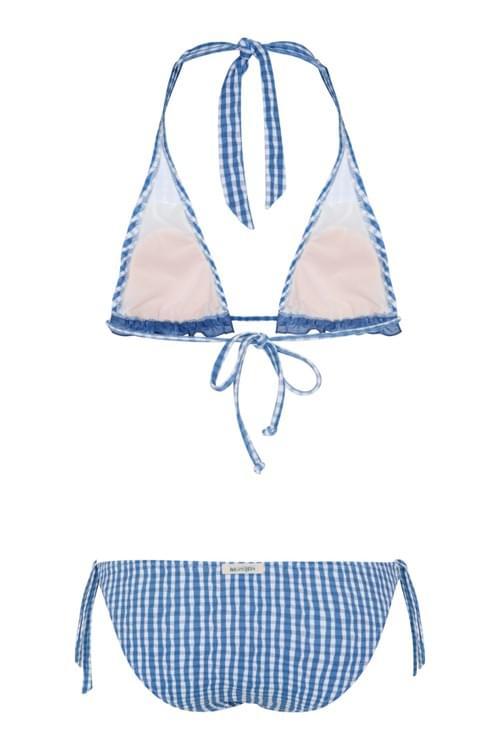 Bikini Halter Vichy
