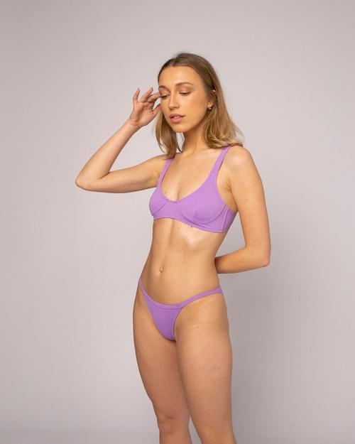 Bikini Cuarzo Malva