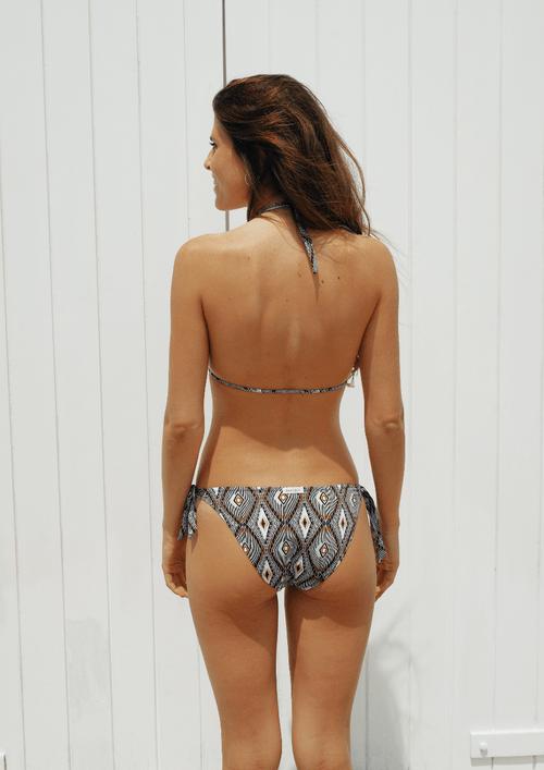 Bikini Halter Africano - 49,00€