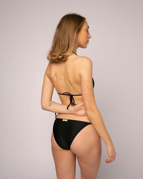 Bikini Opalo Nido Abeja Negro