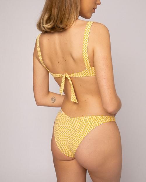 Bikini Cuarzo Topos