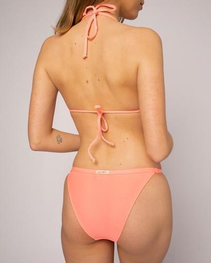 Bikini Opalo Mini Piqué Rosa