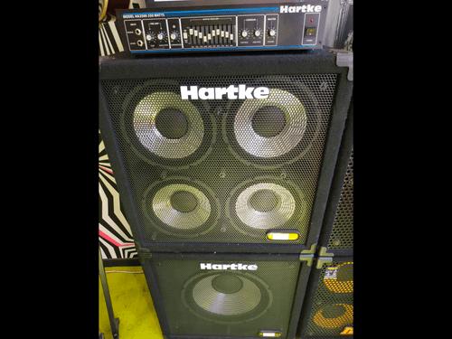 Ampli Basse Hartke
