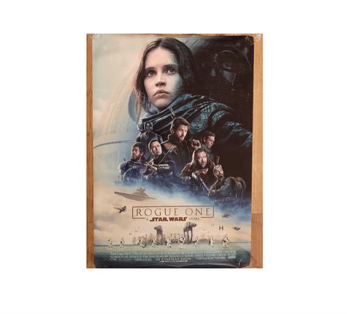 "Star Wars Rogue One ORIGINAL ONE SHEET POSTER 27 x 40"""