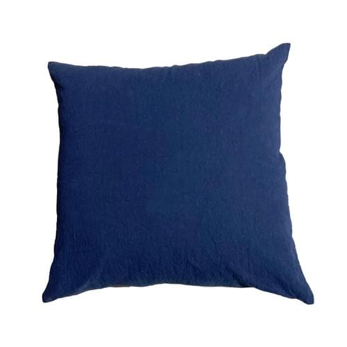 Sashiko Pillow Cover  // Sustainable Sashiko Project