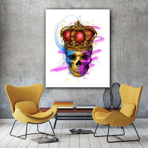 King Skull Original