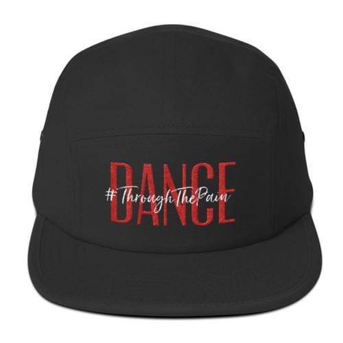 Dance #ThroughThePain Cap