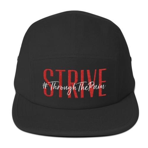 Strive #ThroughThePain Cap
