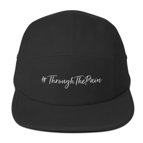 #ThroughThePain Cap