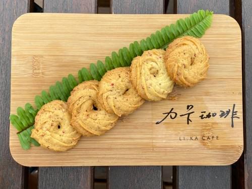手工曲奇餅乾(包/10片)