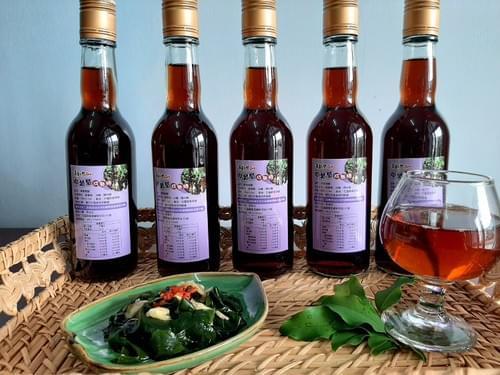 富里葡萄樹醋/瓶 (常溫)