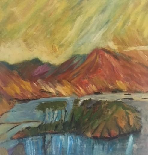 Lac du Connemara One