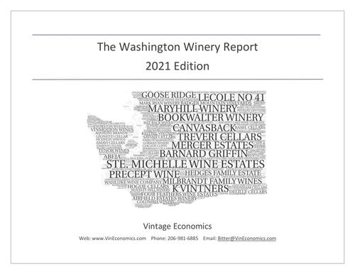 The Washington Winery Report 2021