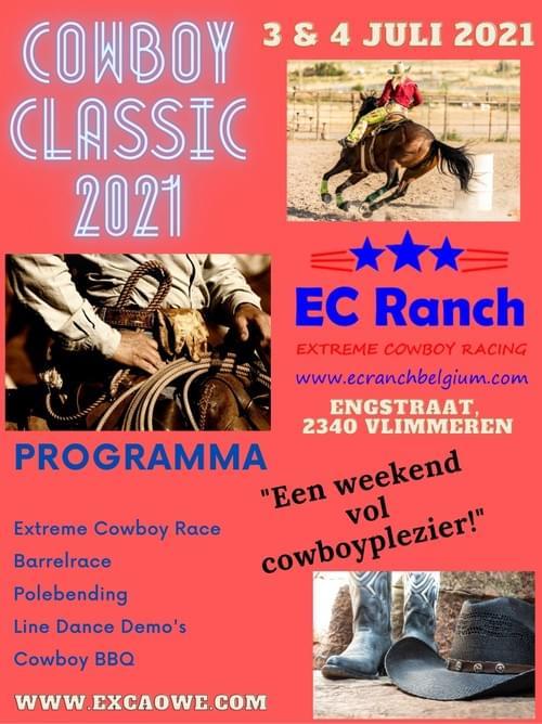 Cowboy Classic 2021 Barrel-en Polebending