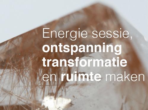 Energie Sessie