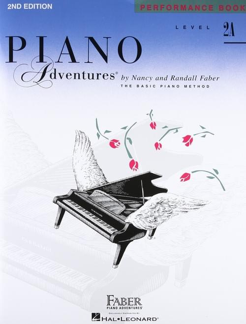 Piano Adventures Performance Level 2A