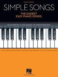 Simple Songs- The Easiest Easy Piano Songs