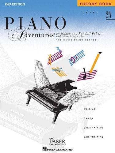 Piano Adventures Theory Level 2A