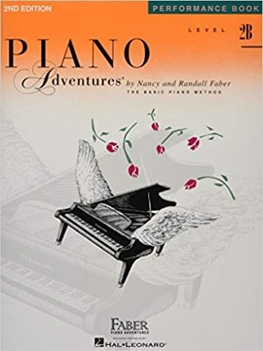 Piano Adventures Performance Level 2B
