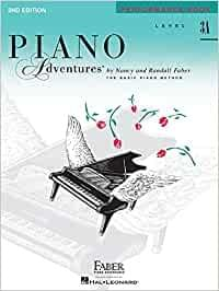 Piano Adventures Performance Level 3A