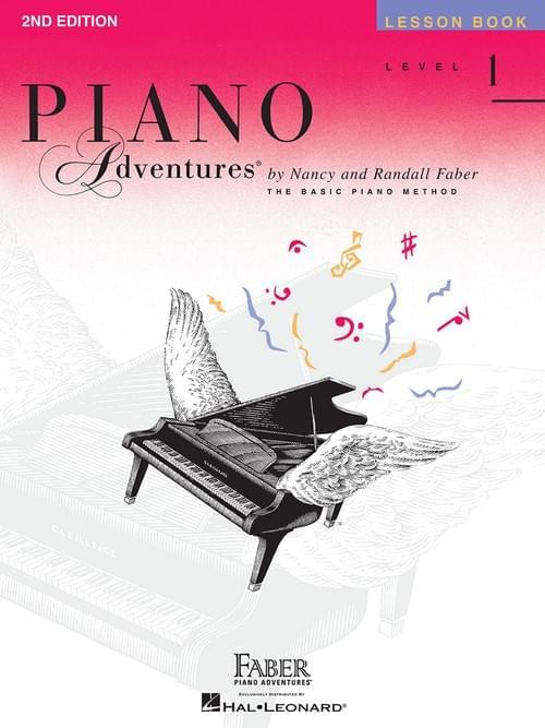 Piano Adventures Lesson Level 1