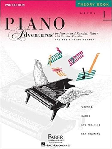Piano Adventures Level 1 Theory