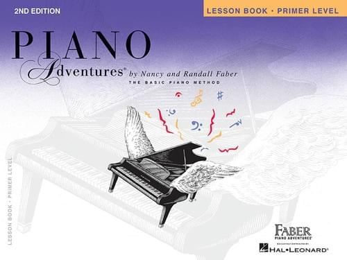Piano Adventures Lesson Primer