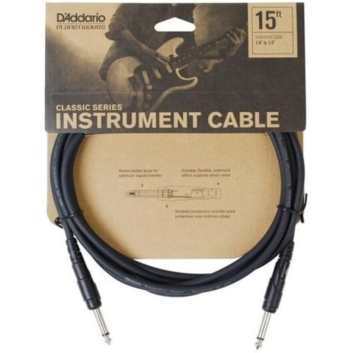 Planet Waves Classic Series Instrument Cable 15 Feet