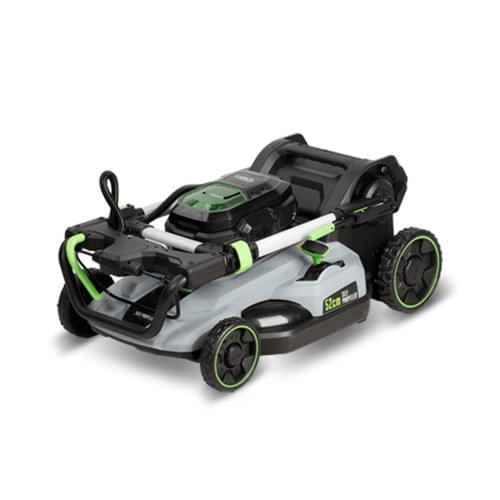LM2120E-SP 52cm Self Propelled Mower with 7.5ah Battery and Fast Charger