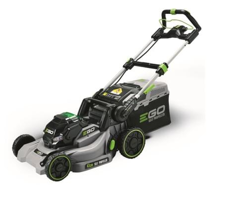LM1903E-SP 47cm Self Propelled Mower with 5.0ah Battery and Charger
