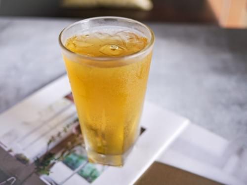茉香綠茶 (微糖)
