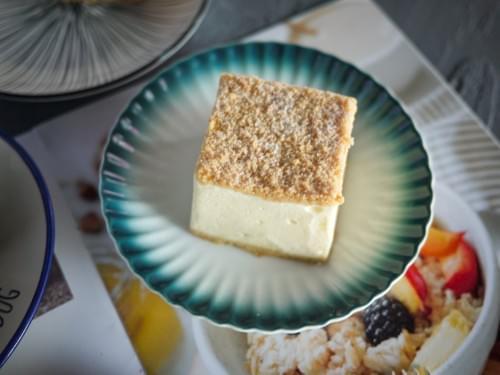 茅屋香草起士(輕乳酪)