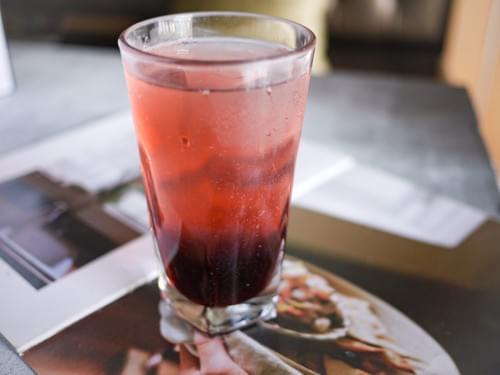 蔓越莓冰醋
