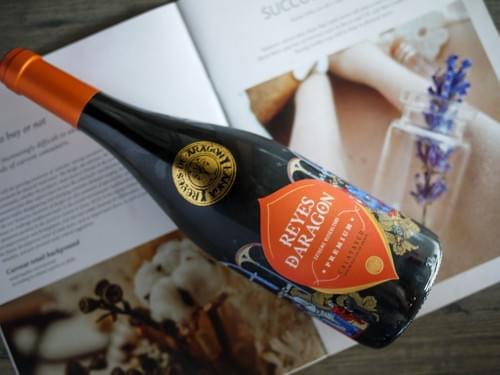 朗加酒莊亞拉岡之王特選紅酒(澳洲)