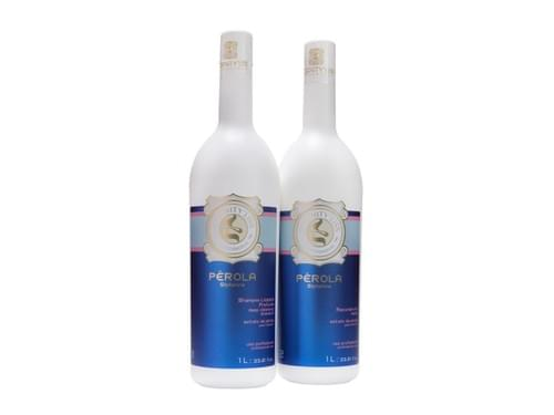 LISSAGE BRESILEN Perola LISSAGE BRESILIEN KERATINE Stylishine 2 x 1000 ml