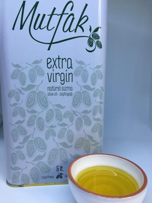 Huile d'olive extra vierge BIO 5 litres et 2 litres