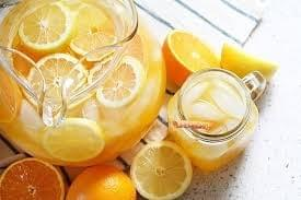 1/2 GAL WILD ORANGE LEMONADE