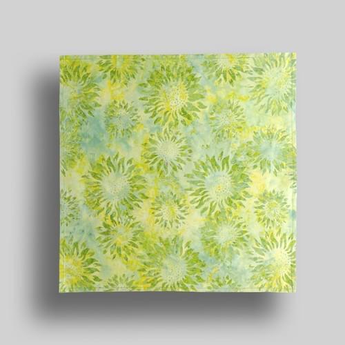 Yellow + Green Small Sunflowers
