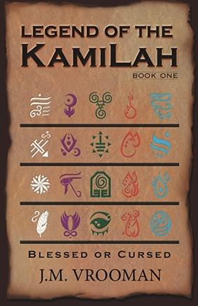 Legend of the KamiLah Blessed or Cursed Book One