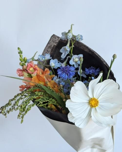 4-week Hand-tied Bouquet Subscription