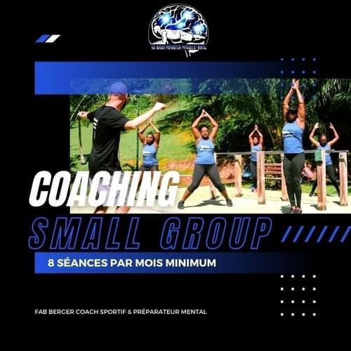 COACHING SPORTIF SMALL GROUP EN MARTINIQUE
