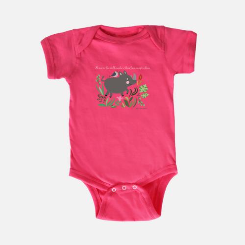 Baby Rhino One-piece