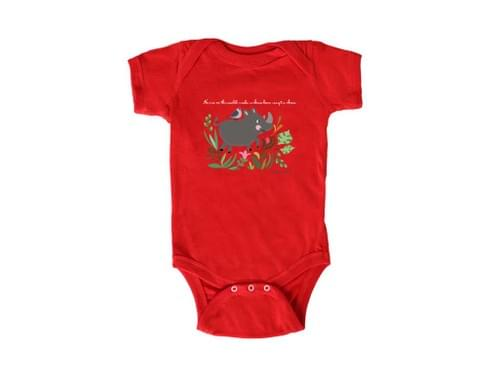 Baby Rhino One-piece