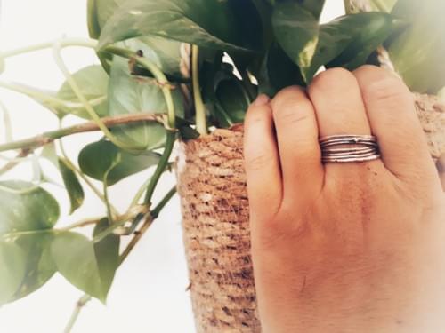 Anillos - Stacking rings