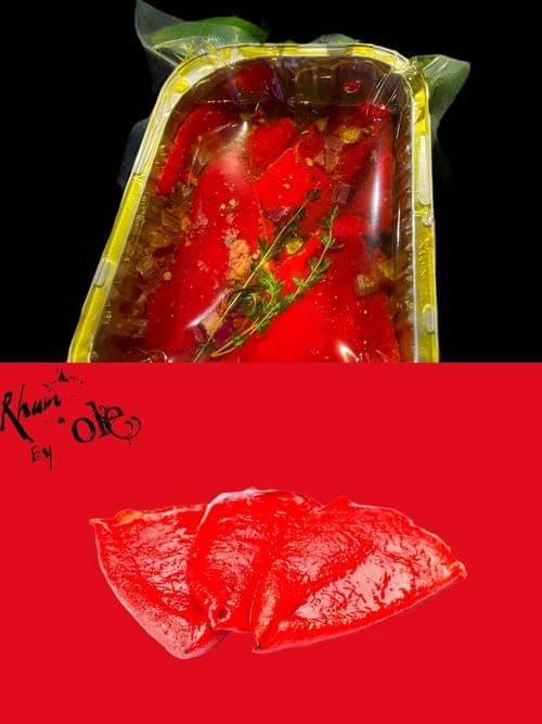 冷泡油漬鳥嘴喙紅椒(2包)Piquillo(2 packs)