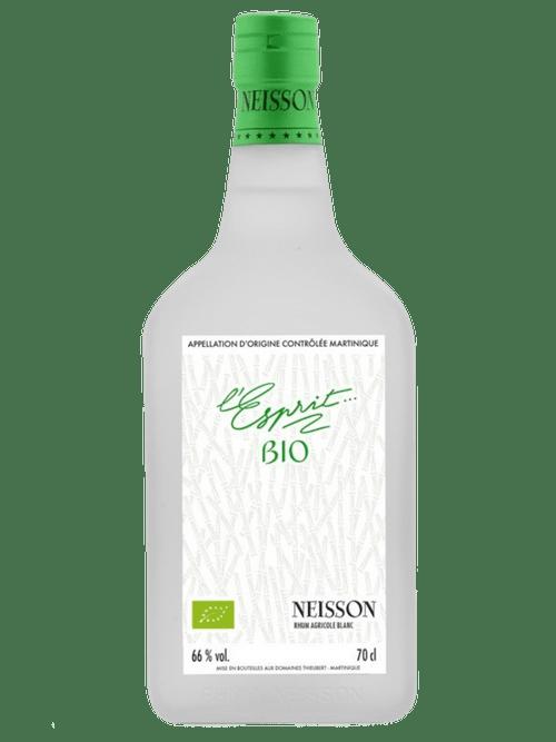 Neisson - Rhum Blanc Agricole Bio Esprit