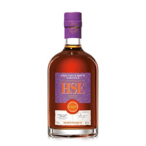 HSE - PORT FINISH