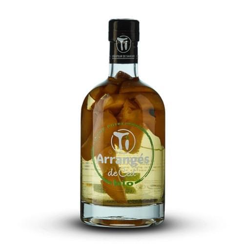 Ti - 薑汁蘋果
