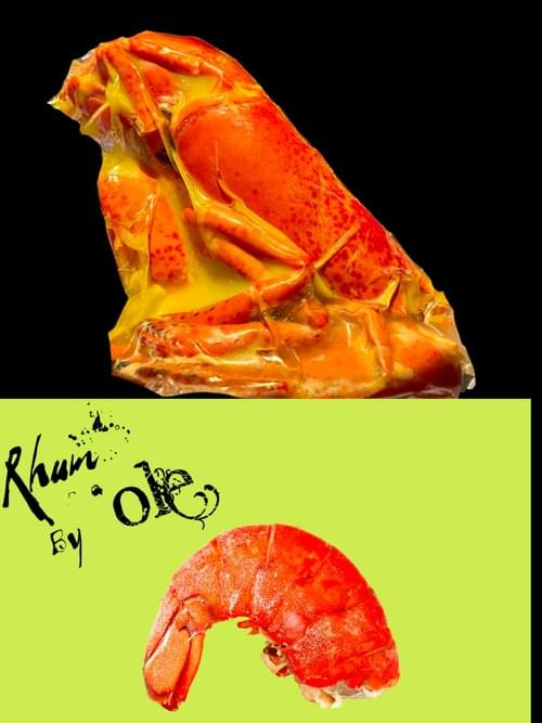 冷泡油漬龍蝦(2包)Marinated Lobster(2 packs)